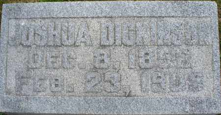 DICKINSON, JOSHUA - Logan County, Ohio | JOSHUA DICKINSON - Ohio Gravestone Photos