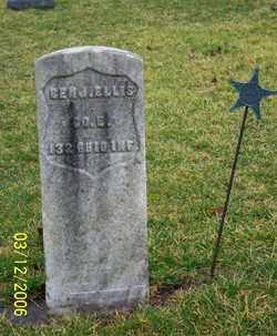 ELLIS, BENJAMIN - Logan County, Ohio | BENJAMIN ELLIS - Ohio Gravestone Photos