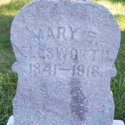 ELLSWORTH, MARY E - Logan County, Ohio | MARY E ELLSWORTH - Ohio Gravestone Photos