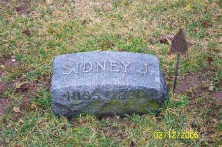 FRANTZ, SIDNEY J - Logan County, Ohio | SIDNEY J FRANTZ - Ohio Gravestone Photos