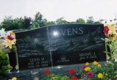GIVENS, LEWIS M. - Logan County, Ohio | LEWIS M. GIVENS - Ohio Gravestone Photos