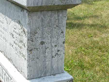 KENTON HEWLING, RACHEL ANN - Logan County, Ohio | RACHEL ANN KENTON HEWLING - Ohio Gravestone Photos