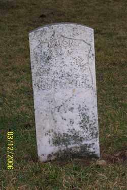 HILL, RUBEN H - Logan County, Ohio | RUBEN H HILL - Ohio Gravestone Photos