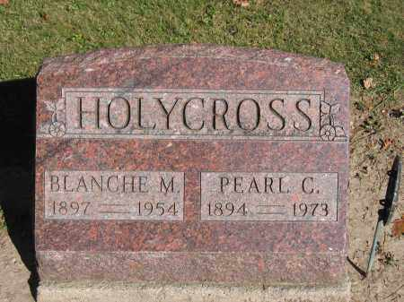 HOLYCROSS, BLANCHE M. - Logan County, Ohio | BLANCHE M. HOLYCROSS - Ohio Gravestone Photos