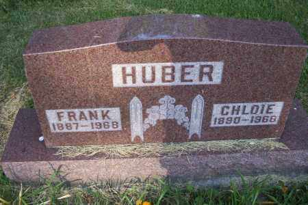 HUBER, CHLOIE - Logan County, Ohio | CHLOIE HUBER - Ohio Gravestone Photos