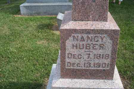 HUBER, NANCY - Logan County, Ohio | NANCY HUBER - Ohio Gravestone Photos