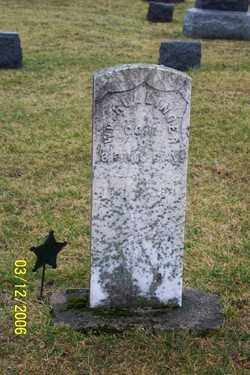 HULLINGER, WILLIAM - Logan County, Ohio | WILLIAM HULLINGER - Ohio Gravestone Photos