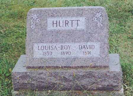 HURTT, ROY - Logan County, Ohio | ROY HURTT - Ohio Gravestone Photos