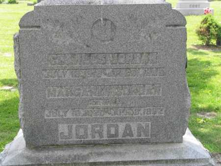 JORDAN, MARGARET - Logan County, Ohio | MARGARET JORDAN - Ohio Gravestone Photos