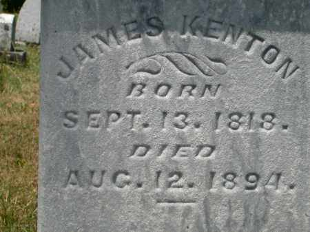 KENTON, JAMES - Logan County, Ohio | JAMES KENTON - Ohio Gravestone Photos