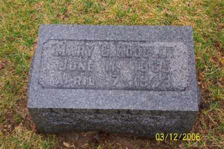 KOOGLER, MARY C - Logan County, Ohio | MARY C KOOGLER - Ohio Gravestone Photos