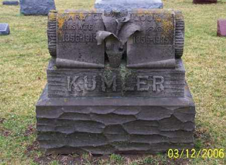 KUMLER, LOUIS A - Logan County, Ohio | LOUIS A KUMLER - Ohio Gravestone Photos