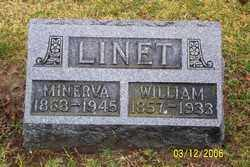 LINET, WILLIAM - Logan County, Ohio | WILLIAM LINET - Ohio Gravestone Photos