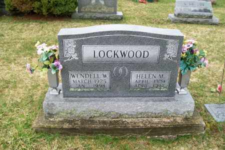 LOCKWOOD, HELEN M. - Logan County, Ohio | HELEN M. LOCKWOOD - Ohio Gravestone Photos