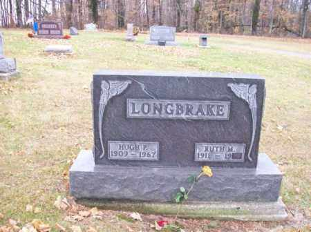 LONGBRAKE, HUGH P. - Logan County, Ohio | HUGH P. LONGBRAKE - Ohio Gravestone Photos