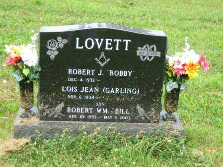"LOVETT, ROBERT WILLIAM ""BILL"" - Logan County, Ohio 