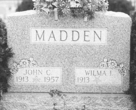 STAHLER MADDEN, WILMA ILENE - Logan County, Ohio | WILMA ILENE STAHLER MADDEN - Ohio Gravestone Photos
