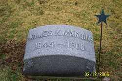 MARQUIS, JAMES K - Logan County, Ohio | JAMES K MARQUIS - Ohio Gravestone Photos