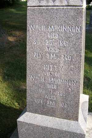 MCKINNON, WM. H. - Logan County, Ohio | WM. H. MCKINNON - Ohio Gravestone Photos