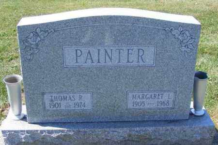 PAINTER, MARGARET L - Logan County, Ohio | MARGARET L PAINTER - Ohio Gravestone Photos
