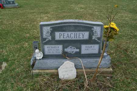 PEACHEY, RICHARD R. - Logan County, Ohio | RICHARD R. PEACHEY - Ohio Gravestone Photos