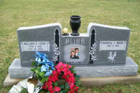 ROBB, PATRICIA J. BERRY - Logan County, Ohio | PATRICIA J. BERRY ROBB - Ohio Gravestone Photos