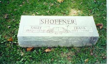 SHOFFNER, SALLY - Logan County, Ohio | SALLY SHOFFNER - Ohio Gravestone Photos