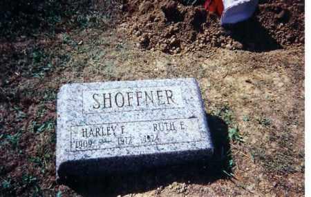 SHOFFNER, HARLEY F. - Logan County, Ohio | HARLEY F. SHOFFNER - Ohio Gravestone Photos