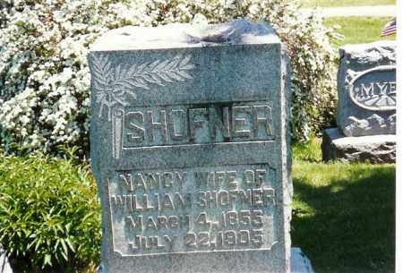 SHOFFNER, WILLIAM - Logan County, Ohio | WILLIAM SHOFFNER - Ohio Gravestone Photos