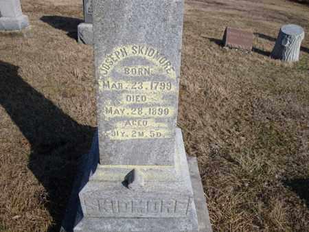 SKIDMORE, JOSEPH - Logan County, Ohio | JOSEPH SKIDMORE - Ohio Gravestone Photos