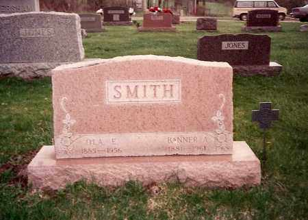 SMITH, BANNER - Logan County, Ohio | BANNER SMITH - Ohio Gravestone Photos