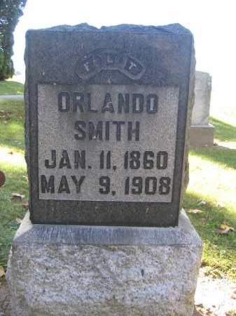 SMITH, ORLANDO - Logan County, Ohio | ORLANDO SMITH - Ohio Gravestone Photos