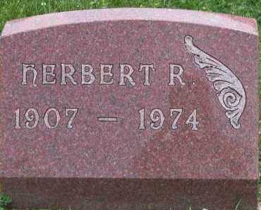 SPARKS, HERBERT - Logan County, Ohio | HERBERT SPARKS - Ohio Gravestone Photos