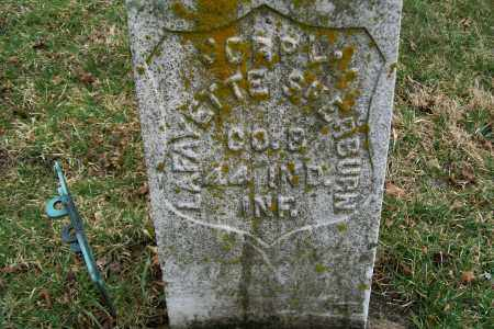 SPERBURN, LAFAYETTE - Logan County, Ohio | LAFAYETTE SPERBURN - Ohio Gravestone Photos