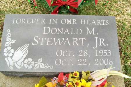 STEWART, DONALD M. - Logan County, Ohio | DONALD M. STEWART - Ohio Gravestone Photos