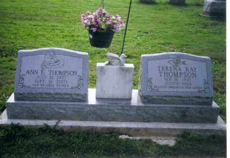 THOMPSON, ANNA M - Logan County, Ohio | ANNA M THOMPSON - Ohio Gravestone Photos