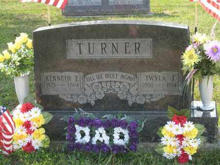 TURNER, TWYLA - Logan County, Ohio | TWYLA TURNER - Ohio Gravestone Photos