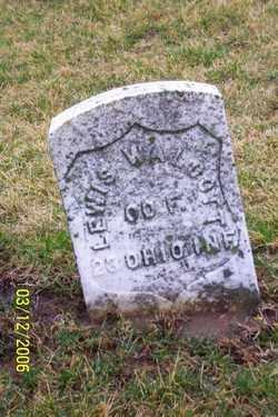 WILCOTT, LEWIS - Logan County, Ohio | LEWIS WILCOTT - Ohio Gravestone Photos