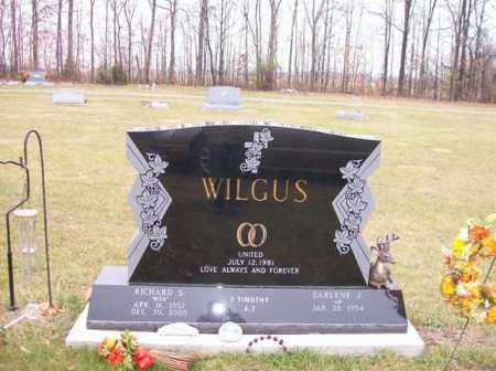 WILGUS, RICHARD S. - Logan County, Ohio | RICHARD S. WILGUS - Ohio Gravestone Photos