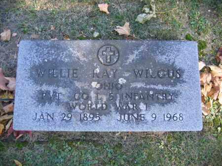 WILGUS, WILLIE RAY - Logan County, Ohio | WILLIE RAY WILGUS - Ohio Gravestone Photos