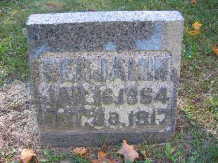 WIRICK, BENJAMIN - Logan County, Ohio | BENJAMIN WIRICK - Ohio Gravestone Photos