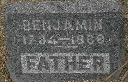 ANDRUS, BENJAMIN - Lorain County, Ohio | BENJAMIN ANDRUS - Ohio Gravestone Photos