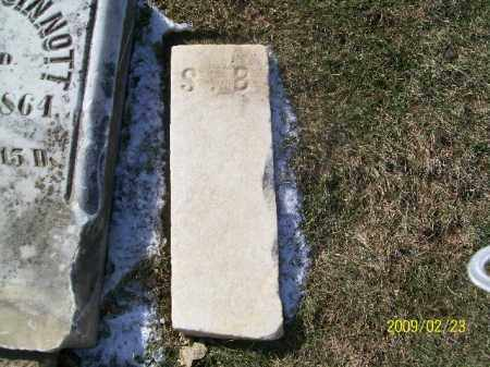 B., S. - Lorain County, Ohio | S. B. - Ohio Gravestone Photos