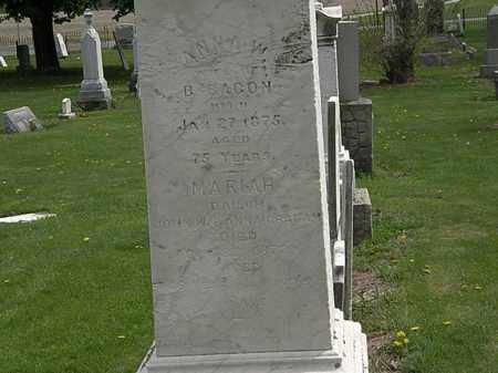 GRAHAM, ANNA - Lorain County, Ohio | ANNA GRAHAM - Ohio Gravestone Photos