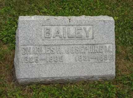 BAILEY, JOSEPHINE M. - Lorain County, Ohio | JOSEPHINE M. BAILEY - Ohio Gravestone Photos