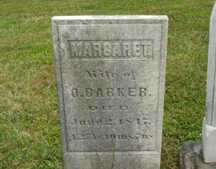 BARKER, O. - Lorain County, Ohio | O. BARKER - Ohio Gravestone Photos