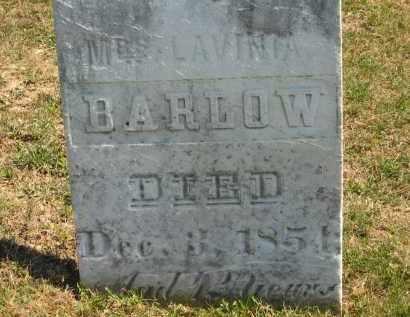 BARLOW, LAVINIA - Lorain County, Ohio | LAVINIA BARLOW - Ohio Gravestone Photos