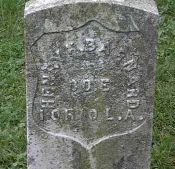 BARNARD, HENRY H. - Lorain County, Ohio | HENRY H. BARNARD - Ohio Gravestone Photos