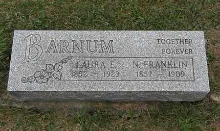 BARNUM, LAURA E. - Lorain County, Ohio | LAURA E. BARNUM - Ohio Gravestone Photos
