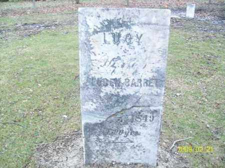 BARRET, LUCY - Lorain County, Ohio | LUCY BARRET - Ohio Gravestone Photos